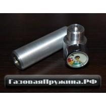 Фильтр-осушитель для насосов ВД с манометром