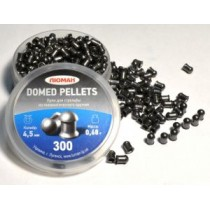 "Пули ""Люман"" Domed pellets, 0,68 г. по 300 шт."