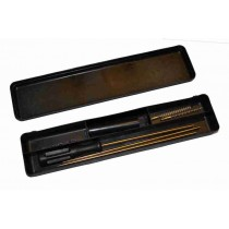 Набор для чистки ствола калибра 4,5 мм, в футляре.